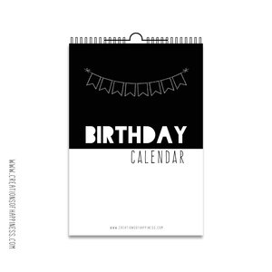 Birthdaycalendar